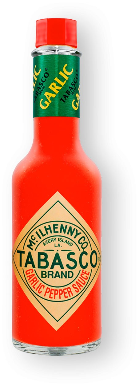 TABASCO® Garlic Sauce